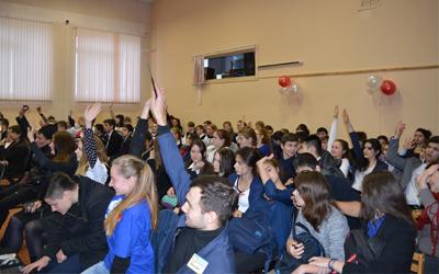 Акция в школе №9