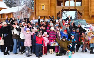 Детям лимузины (репортаж от тверского фотографа)