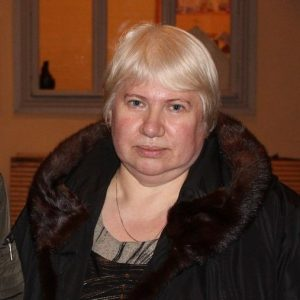 Пухова Галина Константиновна